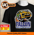 ADULT - COLOUR - Ford Shirt - FG GT -  Front or Back Print