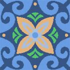 Motif Square 3 Needlepoint Kit or Canvas (Celtic)