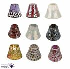 Woodwick Yankee Village Cello Lamp Shade Home Gift Medium Large Candle Accessory