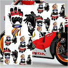 UKHonda Motorbike Gloves Leather Repsol Motorcycle Gloves Racing Suits Bike Moto
