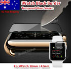 Premium Tempered Glass Screen Protector For Apple Watch iWatch 3 2 38mm & 42mm