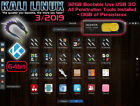 32GB KALI LINUX USB Bootable Live with All Tools Installed + Persistence
