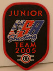 Patch 2005 Boy Scouts Junior USA Shooting Team
