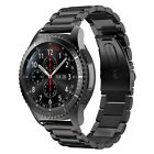 Metal Stainless Steel Smart Watch Band Wrist Strap For Samsung Gear S3 Frontier