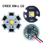 Original CREE 10W XML-l2 Warm White 3500K Flashlight LED + 5-Mode 3.7V Driver