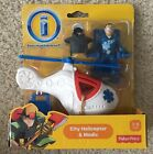Fisher-Price Imaginext City Helicopter & Medic