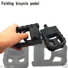 "Folding Bicycle cycling bike Pedals Reflectors 9/16 ""quickly Reflecters black"