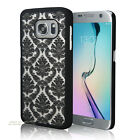 Luxury Shockproof Ultra Thin Slim Pattern Hard Back Case Cover For Phone Samsung