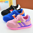 New Kids Boys Girls Casual Sports Shoes Toddler Baby Mesh Breathable Shoes