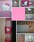 Hello Kitty Home Accessoires Set (Duschtuch,Kuscheltier,Decke)
