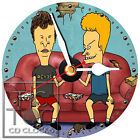 BRAND NEW T-111 BEVIS AND BUTT HEAD-CD CLOCK-FREE SHIPPING-BUY IT NOW-GREAT GIFT