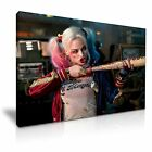 Suicide Squad Movie Canvas Wall Art Home Office Deco