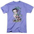 Betty Boop FAIRY Wings Sitting on Mushrooms Licensed Adult T-Shirt All Sizes $23.6 USD on eBay