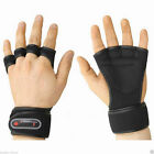 New Gym Wrist Wrap Gloves Dumbbell Weight Lifting Health Fitness Training