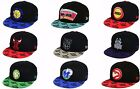 New Era Authentic Original NBA 9Fifty 950 Snapback Sueded Official Fit Hat Cap on eBay