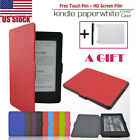 Slim Leather Case Smart Cover For Amazon Kindle Paperwhite 2016 Sleep/Wake US