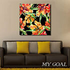 Flower Unframed Canvas Prints Modern Home Decor Wall Art Picture Oil Painting