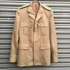 BRITISH ARMY SURPLUS MERCIAN REGIMENT No.2 FAD UNIFORM DRESS TUNIC,BULLION WIRE