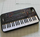 Moog opus 3 Analog keyboard Synthesizer iphone 4 4s 5 5s 5c 6 6s plus case cover