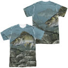 Wild Wings Wildlife FEEDING GROUNDS 2-Sided All Over Print Poly T-Shirt