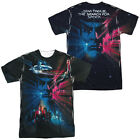 Star Trek Movie ST3 POSTER 2-Sided Sublimated All Over Print Poly T-Shirt on eBay