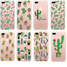 For iPhone Series Decoration Gadget Cacti Prickly Pear Bonsai Hard Case Cover