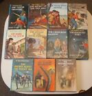 Lot of 11 Hardy Boys Hardcover Books Franklin W. Dixon Very Nice Condition!