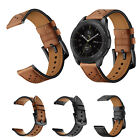 EEEKit Samsung Gear S3 Frontier / Classic Replacement Silicone Strap Watch Band