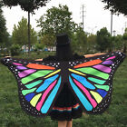 Butterfly Wings Party Outdoor Fairy Ladies Pixie Costume Accessory Fancy Dresses