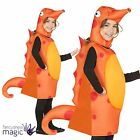Childs Boys Girls Seahorse Sea Life Fish Animal Fancy Dress Costume Outfit & Hat