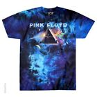 New PINK FLOYD Pulsar Prism Tie Dye T Shirt image