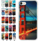 Pattern Scenery Painted Ultra-thin Soft TPU Case Cover For iPhone Sony Huawei