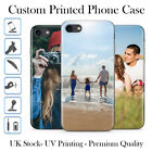 PERSONALISED CUSTOM PRINTED PHOTO PICTURE SOFT GEL PHONE CASE COVER FOR IPHONE