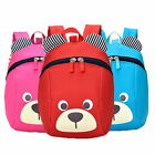 Cartoon Baby Toddler Kids Bear Safety Harness Strap Bag Backpack with Reins