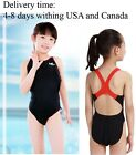 YF613 training swimsuit endurance swimsuit chlorine-resistance for women & girl