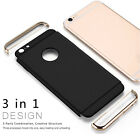 Luxury Slim Electroplate Hard Rugged Case Cover for Apple iPhone 7 6 6S Plus SE