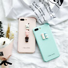 Fashion lovely drink 3D Coffee Milk Hard back case Cover for iPhone 7 6 6S Plus