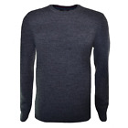 Ted Baker Men's Grey Marl Rossi Knitted Jumper.