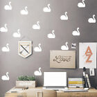 1set Removable Home Creative Little Swan Wall Stickers Art Room Decoration