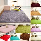 Home Bedroom Fluffy Shaggy Rugs Modern Living Room Thick Soft Carpet Floor Mat