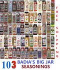 badia Herbs, Spices,seasonings & extracts,sazones specias y extractos sazon XXX