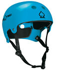 Pro-tec Old School Wake Watersports Helmet, XS or XL, Gloss Blue. 60730