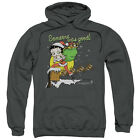 Betty Boop Santa Claus CHIMNEY Someone Was Good! Licensed Sweatshirt Hoodie $41.71 USD on eBay