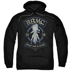 Betty Boop B.B.M.C. on Motorcycle Licensed Sweatshirt Hoodie $52.68 USD on eBay