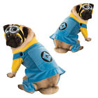 Rubies Official Licensed Minion Despicable Me Dog Fancy Dress Costume Pet Outfit