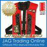 """3 x AXIS OFFSHORE """"PRO"""" RED MANUAL INFLATABLE PFD1 LIFEJACKET 150N Life Jackets"""