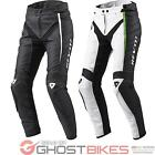 Rev It Xena Ladies Motorcycle Trousers Leather Womens Armour Racing CE Approved