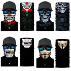 Face Shield Sun Mask Neck Gaiter Balaclava Scarf Headwear UV for Fishing Cycling