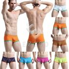 Men Underwear Cotton Modal Trunks Shorts Underpants Pugle Briefs S-XL CASH0138