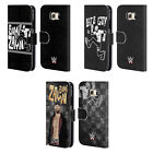 OFFICIAL WWE SAMI ZAYN LEATHER BOOK WALLET CASE COVER FOR SAMSUNG PHONES 1